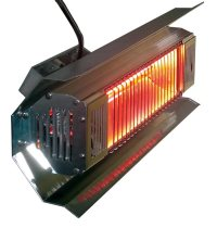 Stainless Steel Wall-Mounted Infrared Patio Heater - BC ...