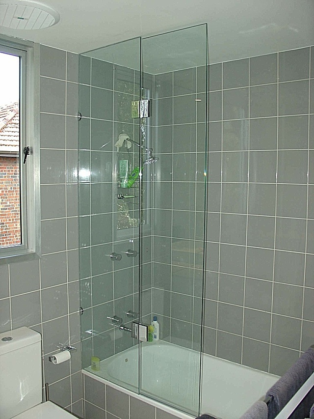Large Mirrors Au Frameless Shower Screen Melbourne Custom Fabrication On