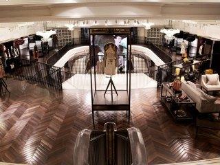 Burberry Regent St Store