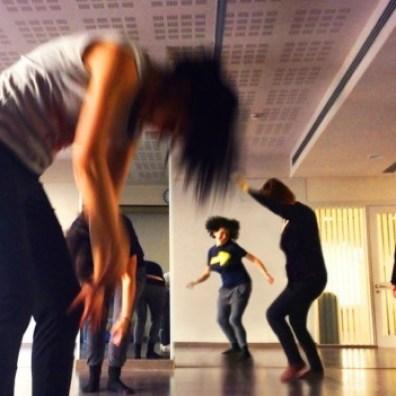 Cuerpo gestalt movimiento danza