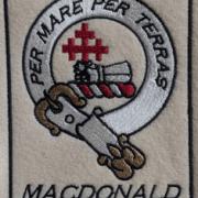 macdonald of sleat