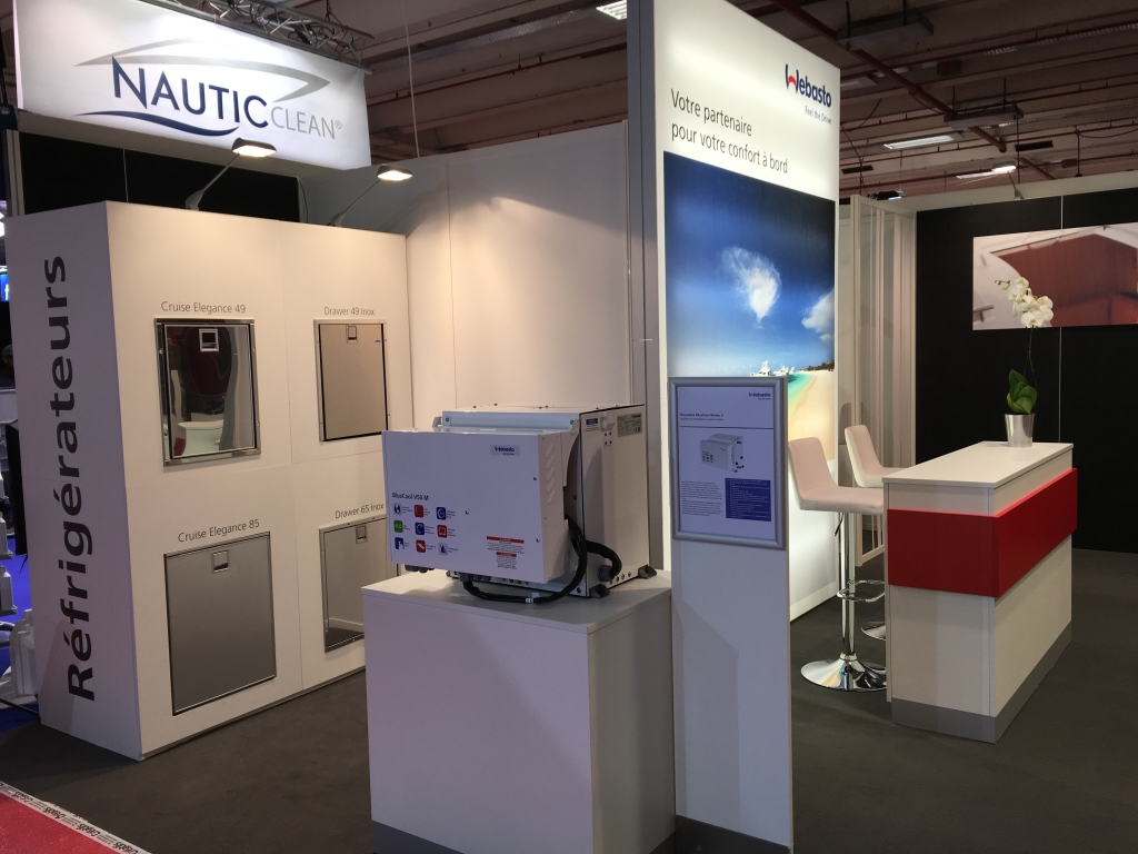 Salon Nautic Paris Webasto Al Salon Nautic De Paris 2016 Bcool Engineering