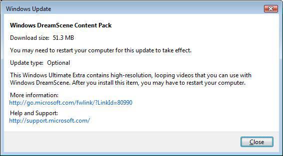 Microsoft Released Windows Vista Ultimate Extras \u2013 July 10, 2007