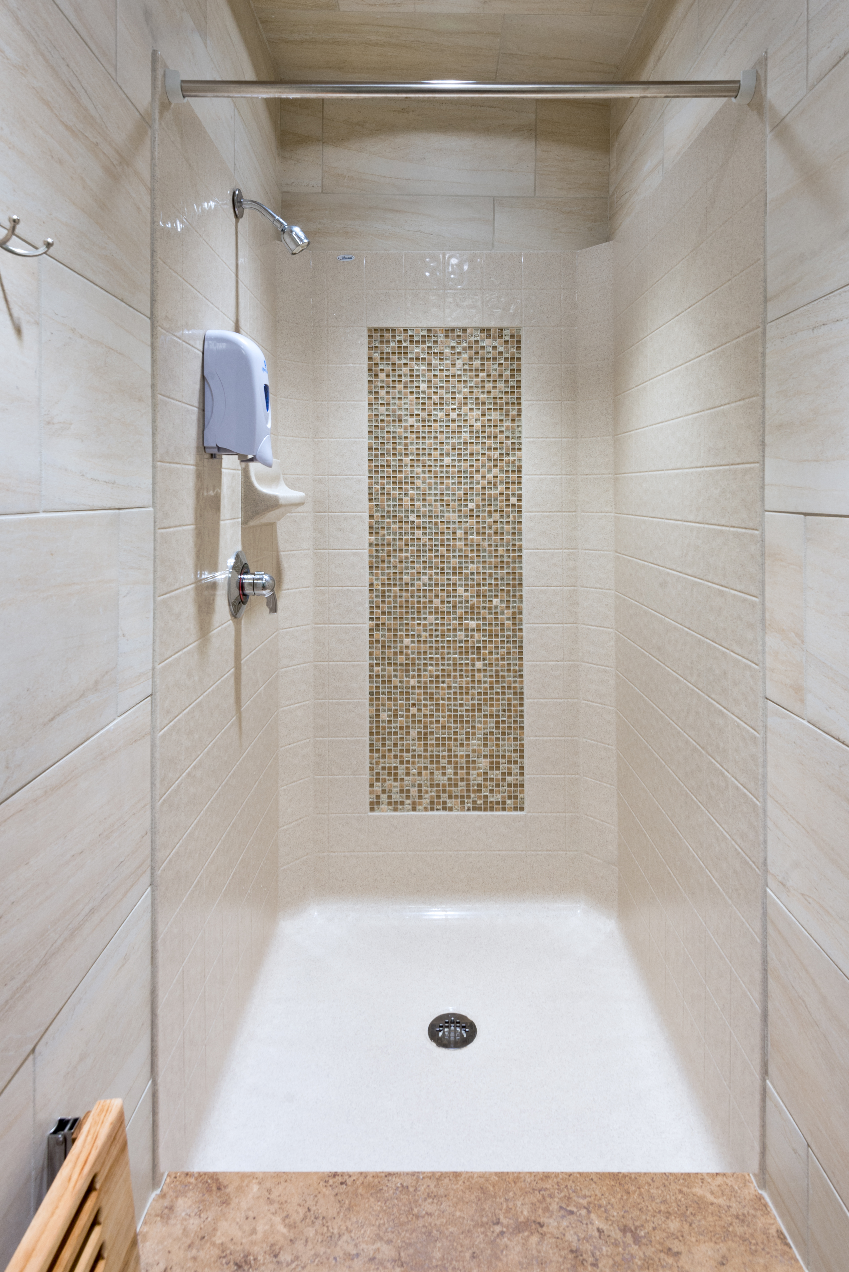 Shower Threshold Height A Better Shower From The Ground Up Building Design Construction