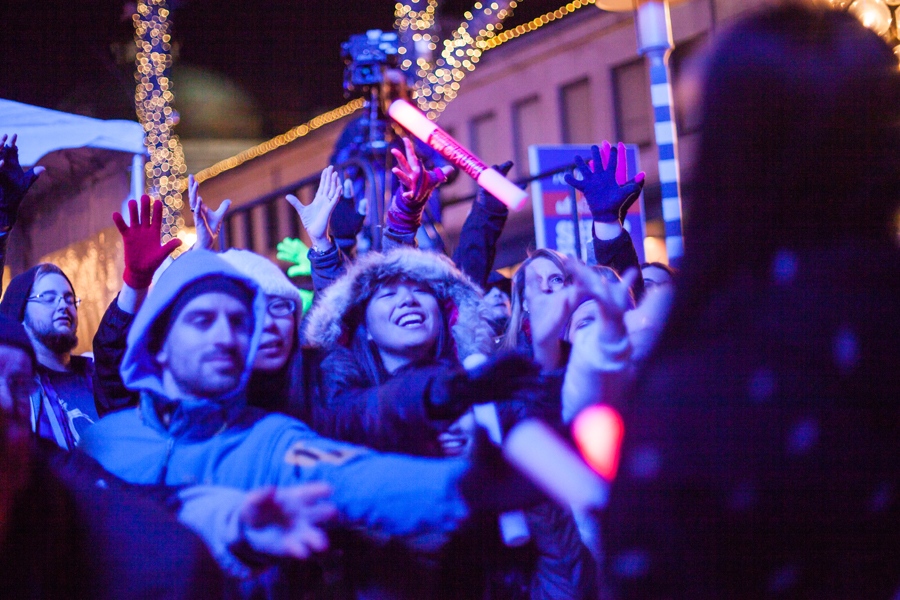 Tree Lighting Ceremony Faneuil Hall Photos: 2014 Boston Tree Lighting Kicks Off The Season To