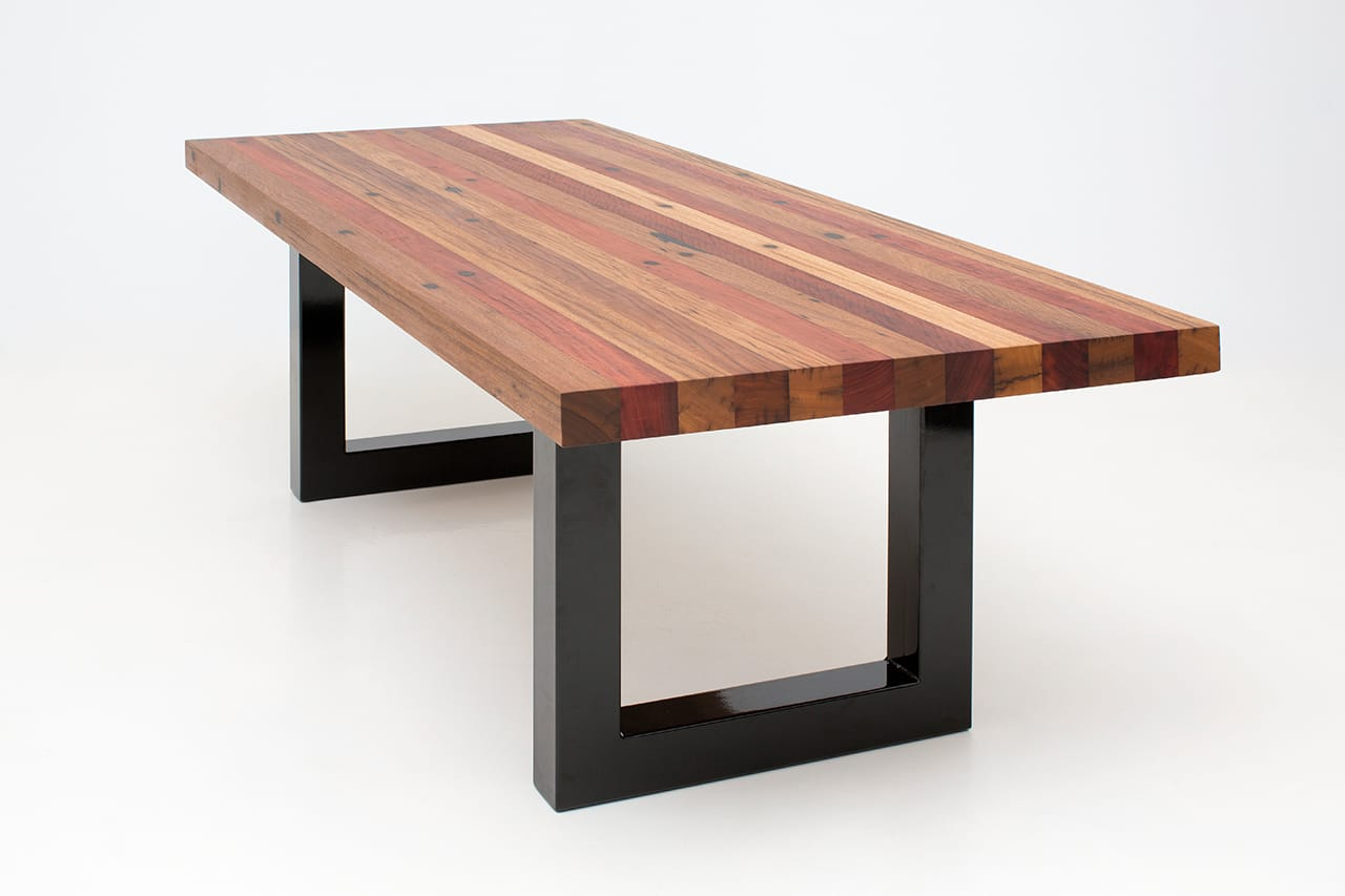 Furniture Store Browns Plains Eyre Dining Table Brown Dog Furniture