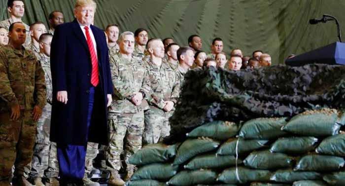 Trump's-Afghan-visit