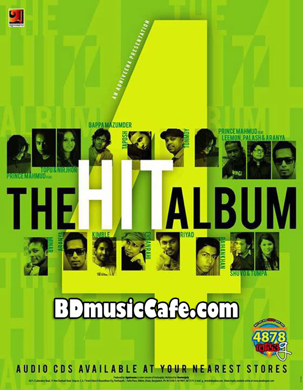The Hit Album 4 Bangla Mixed Eid Album