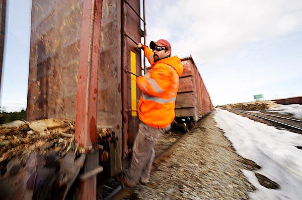 Maine cleared to take ownership of 233 miles of rail \u2014 Aroostook