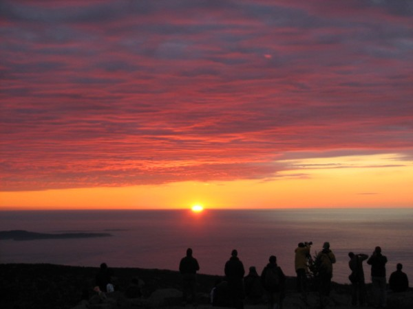 Where in Maine does the sun rise first? \u2014 Outdoors \u2014 Bangor Daily