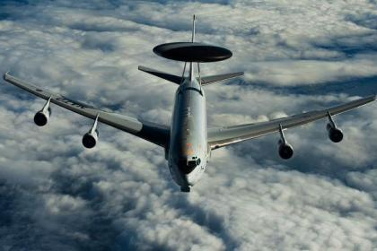 NATO Deploying  E-3 AWACS in middle east – October 2016