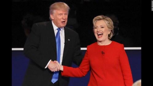 Trump's good start, Clinton's awesome endings – Presidential Debate 2016