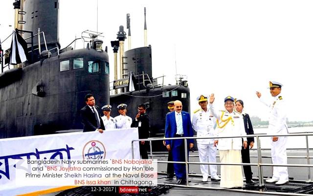 bd-navy-submarine-2016-sheikh-hasina