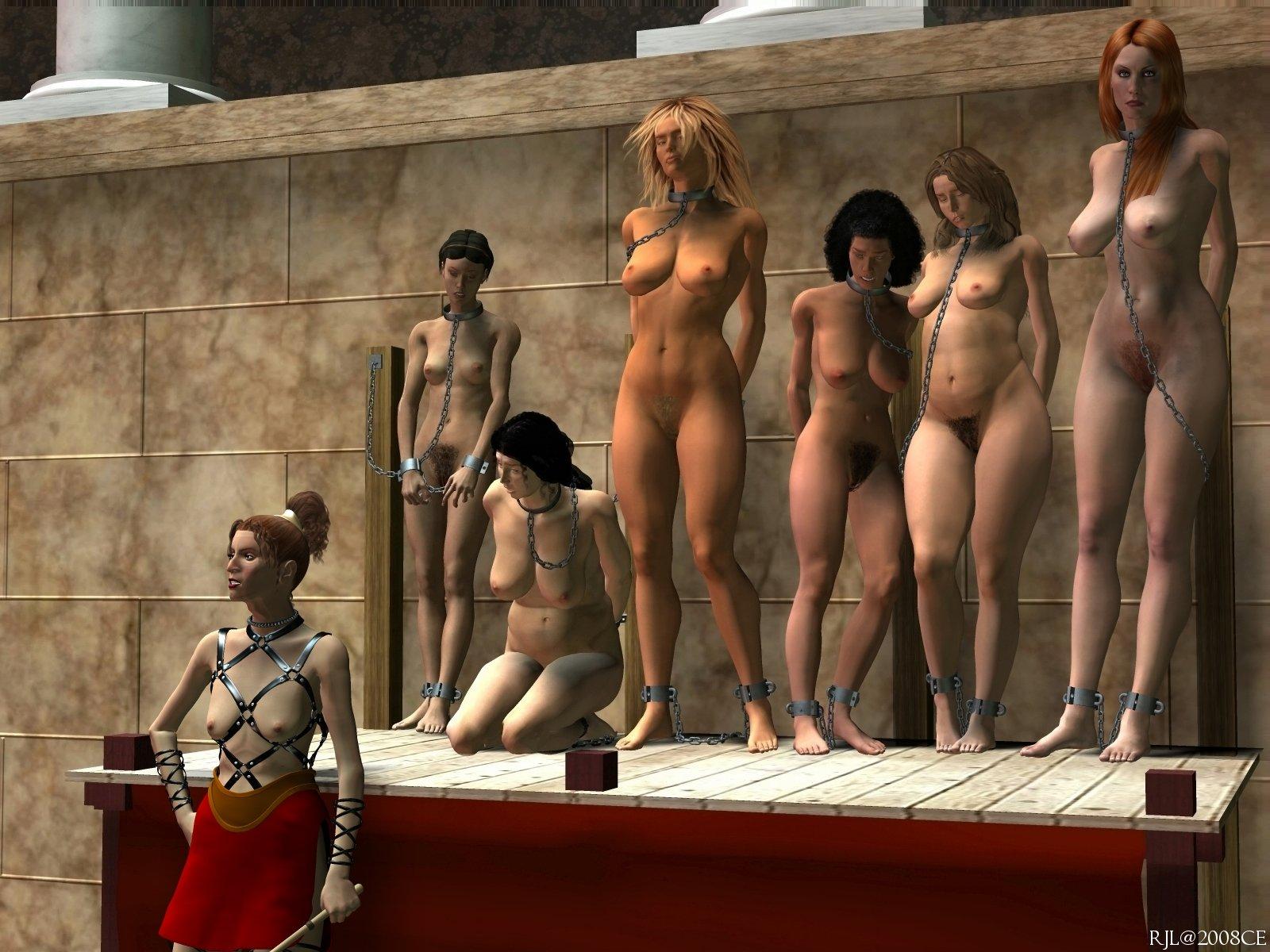 naked arab slave sex