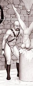 templeton bdsm comics