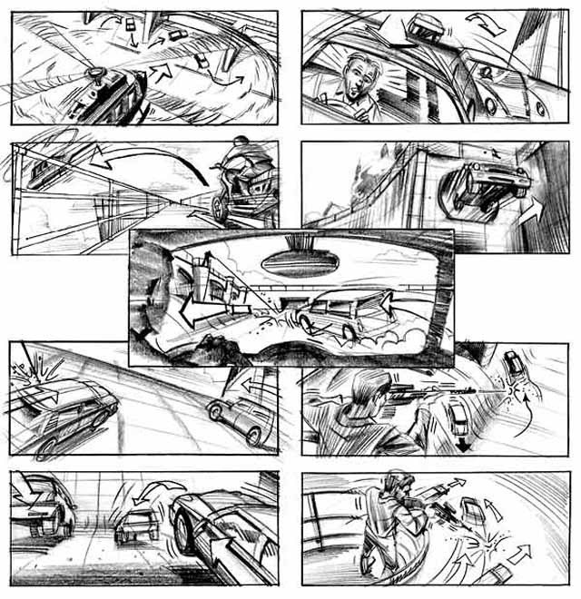 Assignment #11 Storyboards Friday Doesn\u0027t Suck
