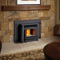 Pellet Fireplace Inserts  B&D Stoves