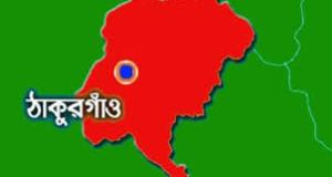 thakurgaon map