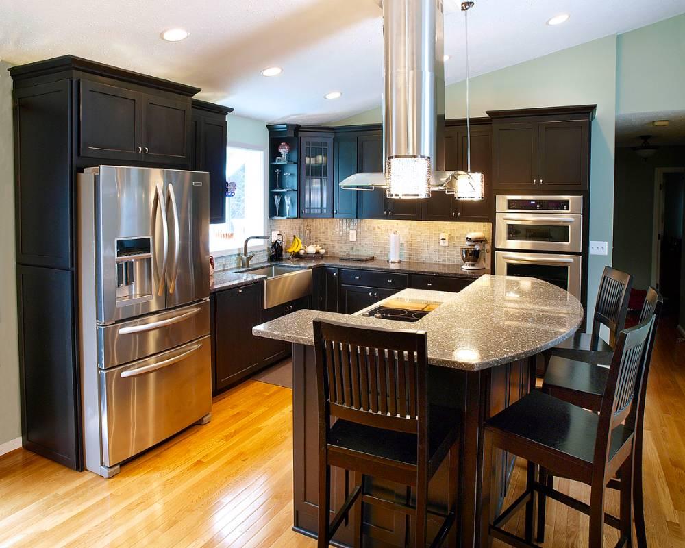 cool kitchen designs for split level homes split level kitchen remodel Split Level Kitchen Home Design Ideas Pictures Remodel
