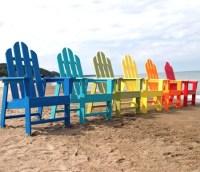 Adirondack Beach Chairs - The Perfect Summer Chairs