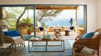 Simple Mediterranean Style Island Living on Tranquil ...
