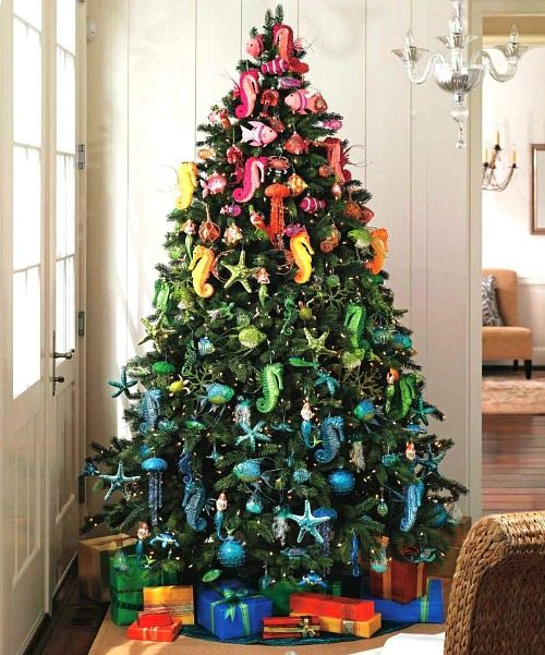 beach themed christmas tree decorations - Rainforest Islands Ferry - beach themed christmas decorations