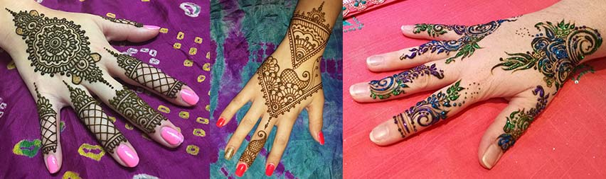 Get a henna tattoo in Orlando Florida