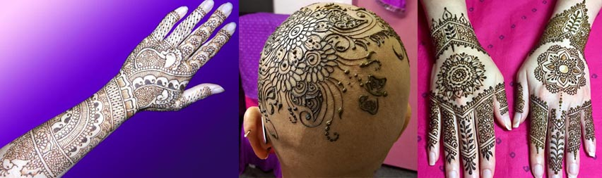Book a henna appointment in Orlando with a professional henna artist