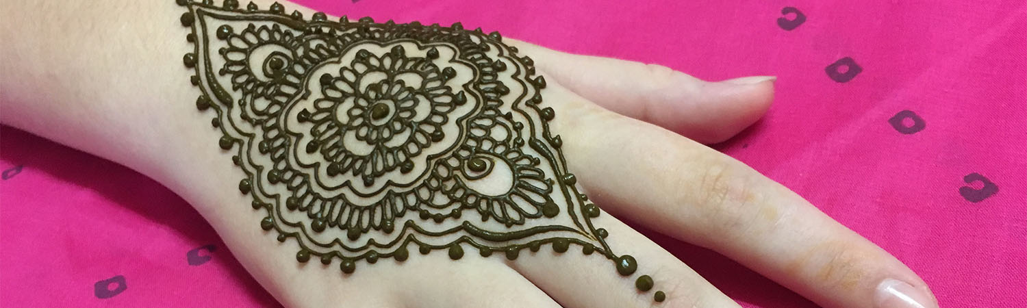 Learn to Henna Classes Workshops Orlando