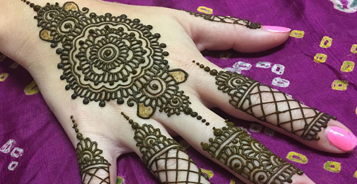 Henna Tattoo Tutorial : Tutorial how to use our henna stencils imprints