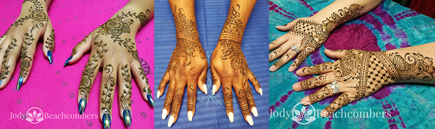 Henna Tattoos in Orlando Mehndi Design