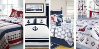 Best Nautical Quilts and Nautical Bedding Sets ...