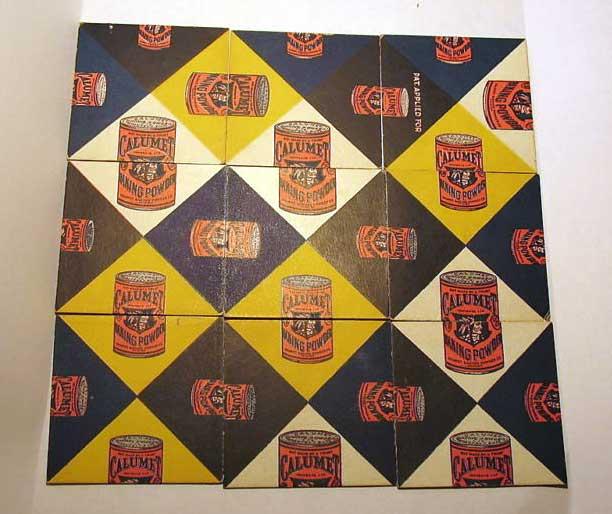 CalumetPuzzle