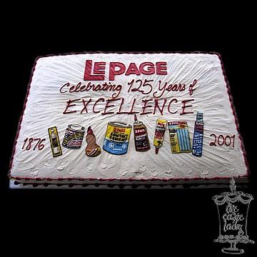 LePageCake