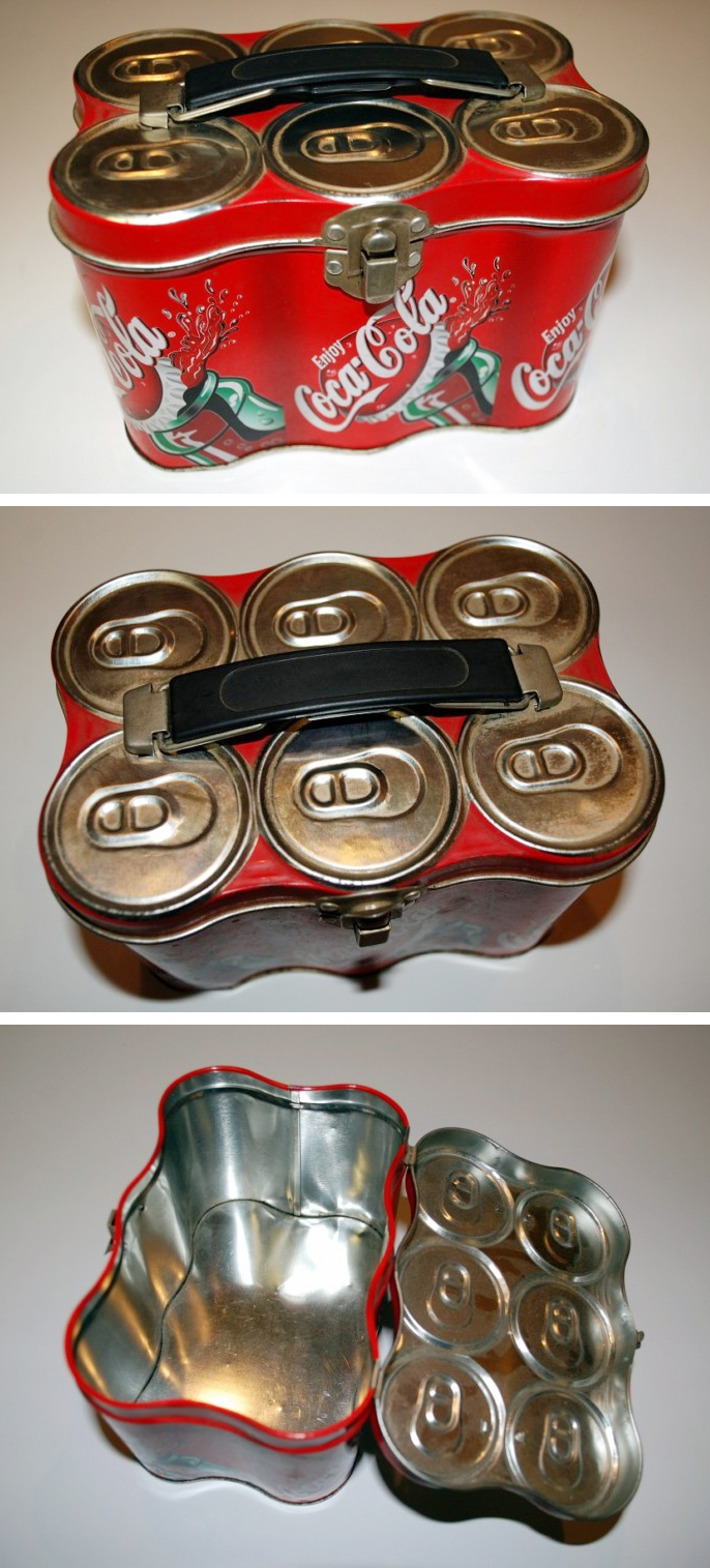 6PackCansLunchBox