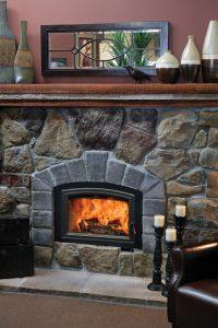 Fireplaces High Efficiency Wood - Long Island NY - Beach