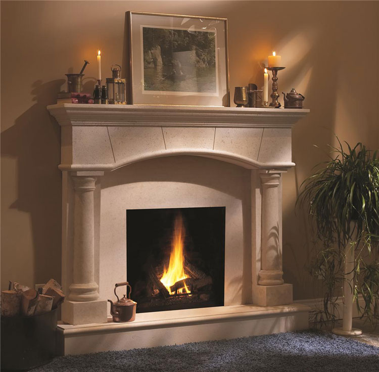 Houzz Electric Fireplace Fireplace Mantels - Long Island Ny - Beach Stove And Fireplace