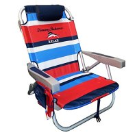Review of the Tommy Bahama Light Blue Backpack Cooler Chair