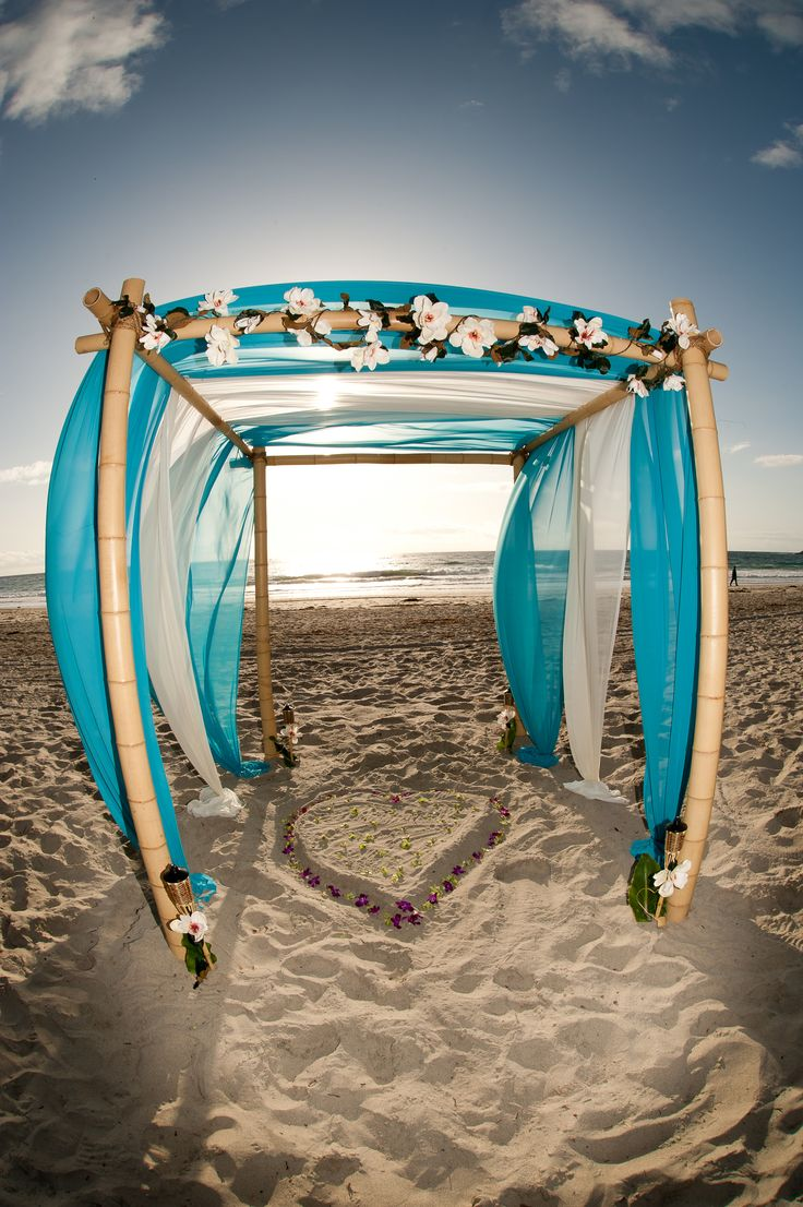 beach wedding arch ideas wedding arbor Beach Wedding Arch Ideas