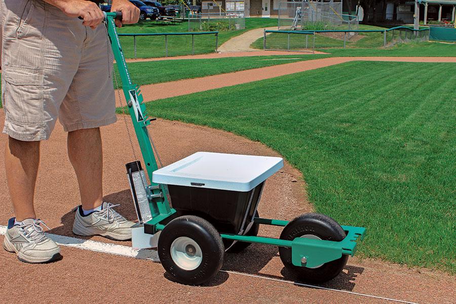 Baseball Field Maintenance Equipment