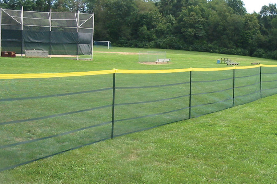 Grand Slam Portable Fence Deluxe - Portable Fence