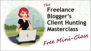 Client Hunting Masterclass - free mini class