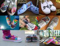 Design Your Own Shoes  Be A Fun Mum