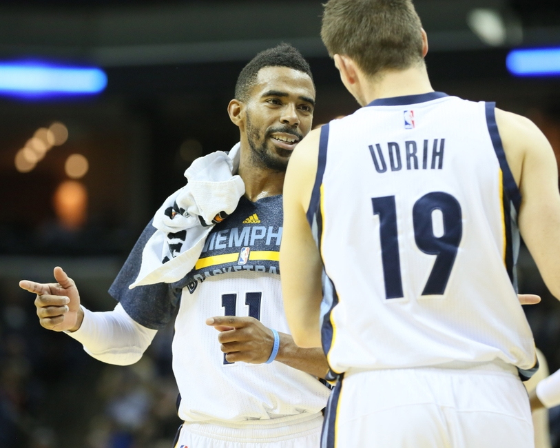 Depth Chart Grizzlies\u0027 Current Options at Point Guard