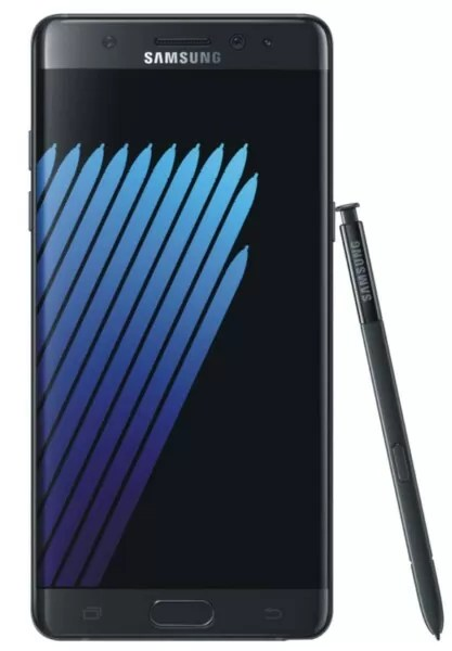Note7, Samsung Stopped Galaxy Note7 Shipment