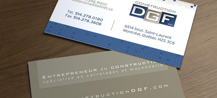 Logo Design  Business Card Layout Beam Communications