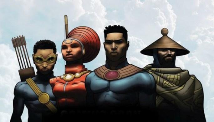 Kwezi-Comics-book