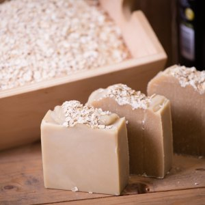 Bean and Boy Beer Soap