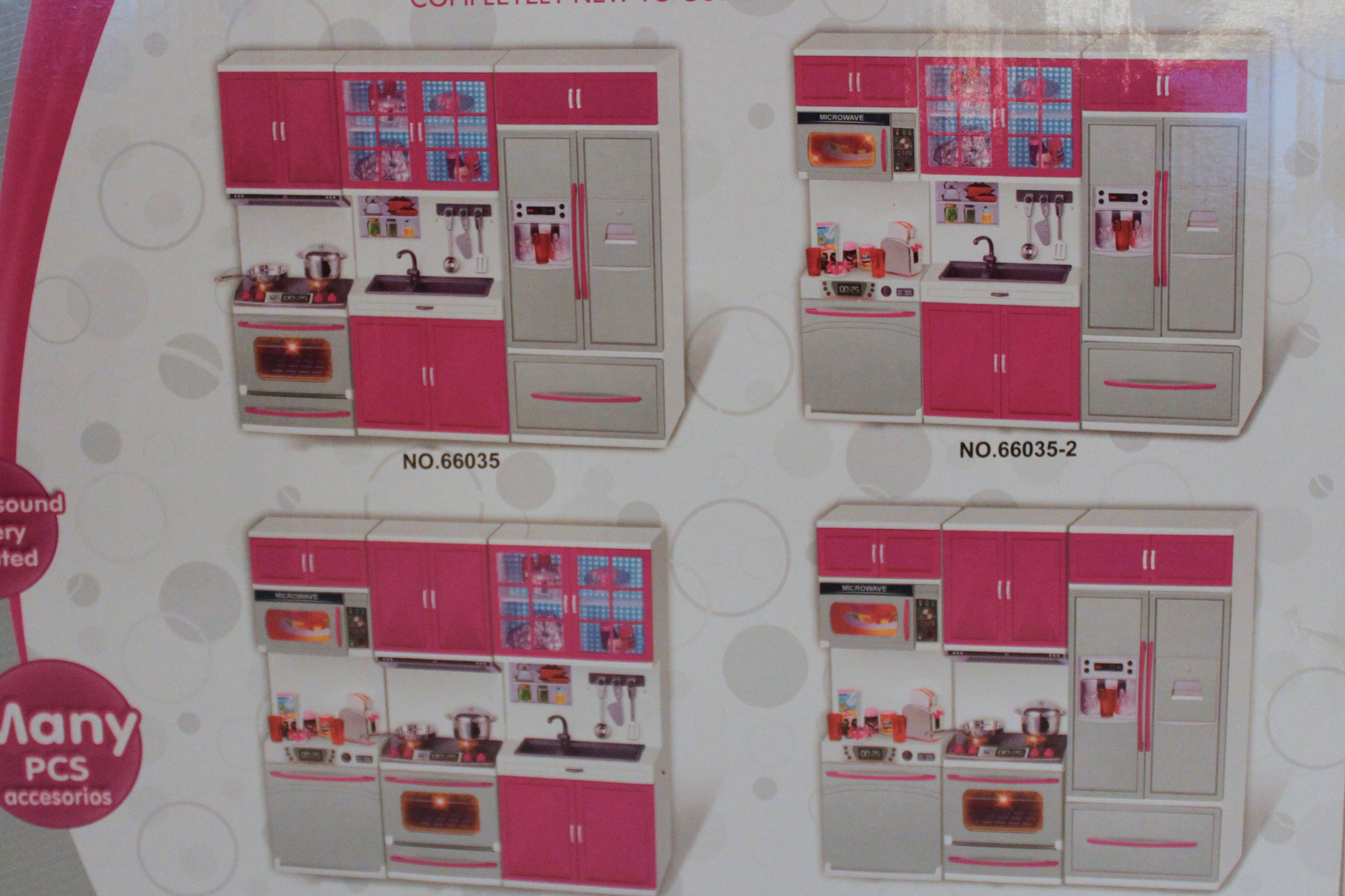 Gekauft My Modern Kitchen Playset Bearbau