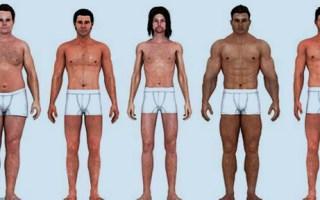 male-body
